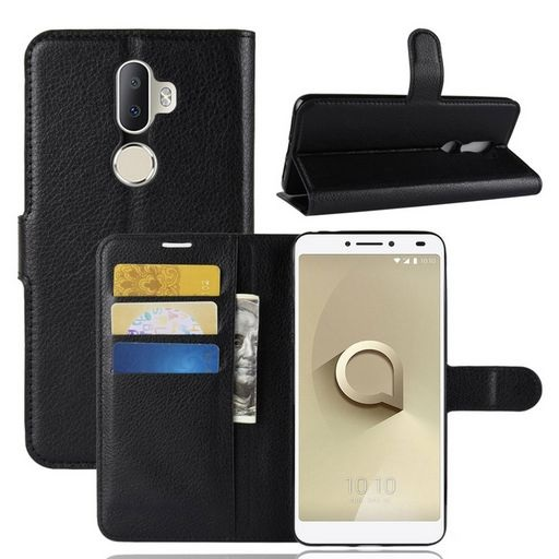 Telstra Superior PU Leather Case Black