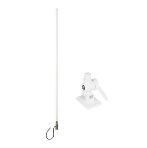 7dBi Caravan And Marine Antenna WIth Folding Base