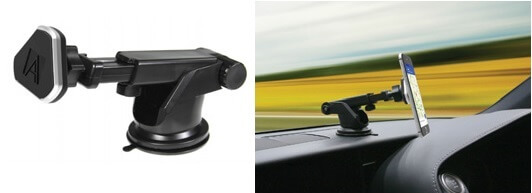 Magmate Magnetic Telescopic Mobile Device Dash Mount