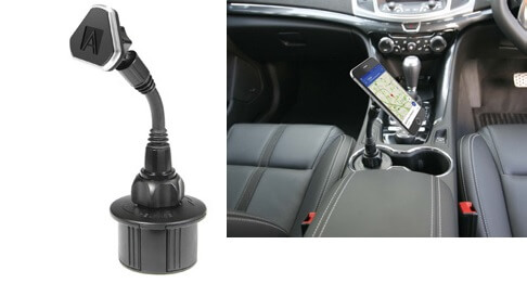 Magmate Magnetic Cup Holder Mobile Device Mount