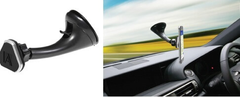 Magmate Magnetic Windscreen Mobile Device Mount