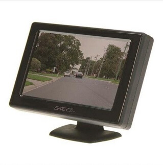 4.3 Inch Gator Reversing Camera System Wired