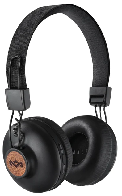 House of Marley Positive Vibration Bluetooth Headphones
