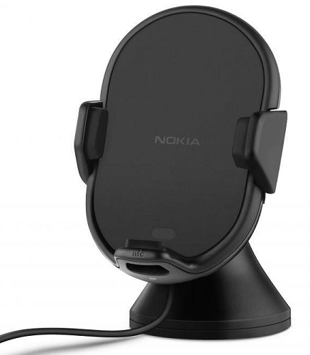 Nokia Lumia Wireless Charging Car Holder