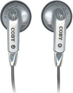 Coby Digital Stereo Earphones