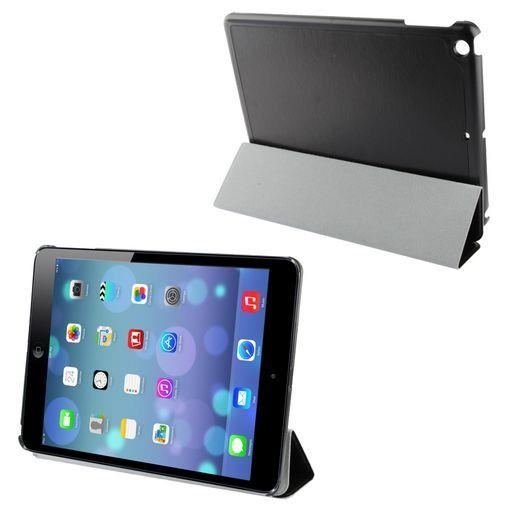 iPad 2018 6th Gen 9.7 Inch PU Leather Case Black
