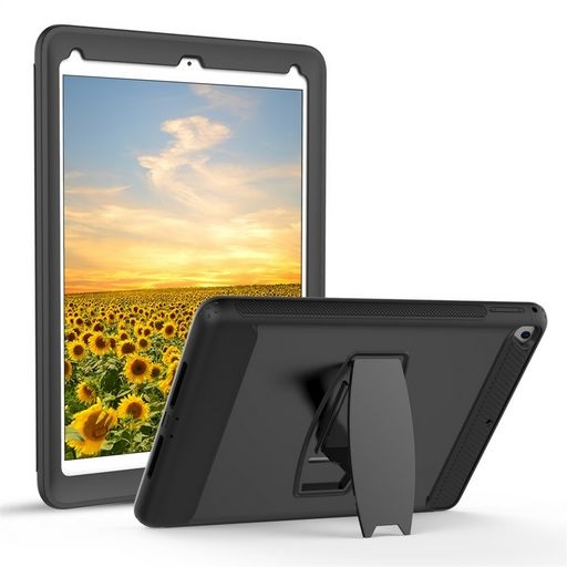 iPad 2018 6th Gen 9.7 Inch Tough Case Black