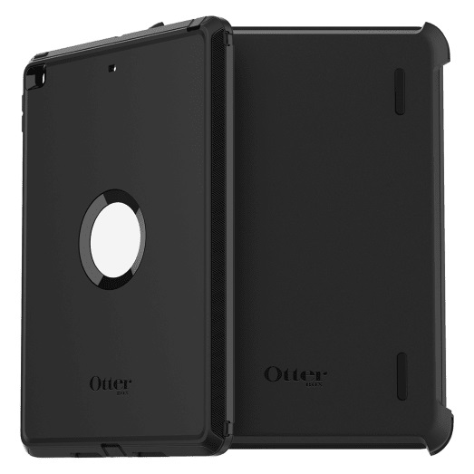 iPad 7th Gen 2019 Otterbox Defender Case Black