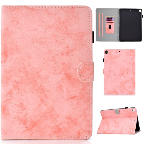 iPad 7th Gen PU Leather Case Pink