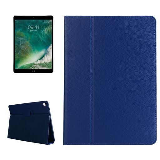 iPad Air 3 (2019) PU Leather Case Blue