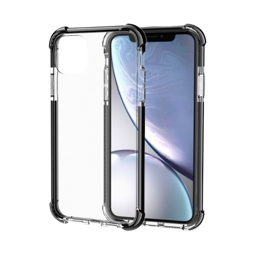 Shockproof TPU And Acrylic Protective Case For iPhone 11 Pro Max Black