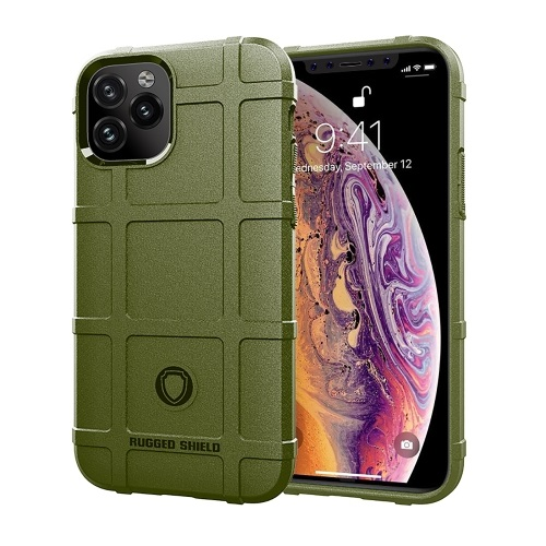 Tough Case For iPhone 11 Pro Max Army Green