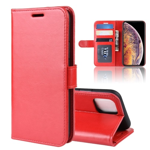 Wallet Case For iPhone 11 Pro Max Red
