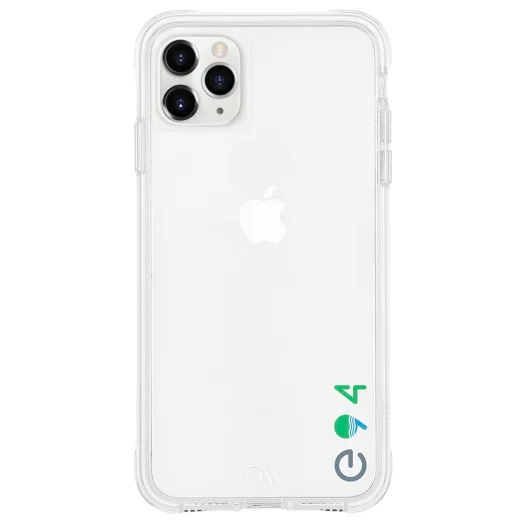 Case-Mate Eco Tough Clear Case For iPhone 11 Pro Max Clear