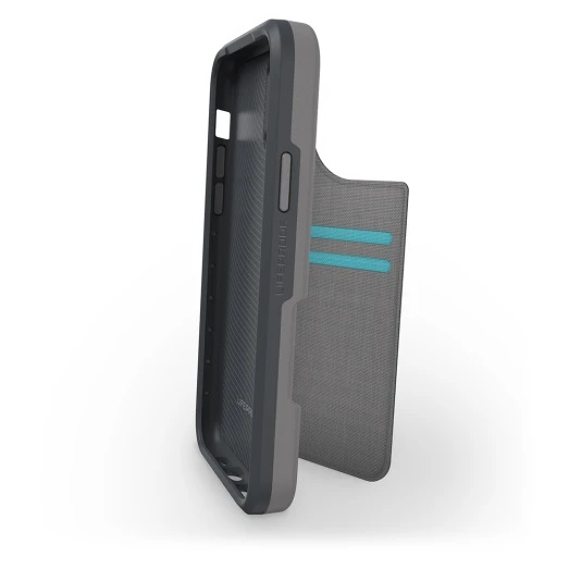 Lifeproof iPhone 11 Pro Max Wallet Case Cement Surfer