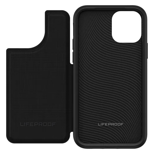 Lifeproof iPhone 11 Pro Max Wallet Case Dark Night