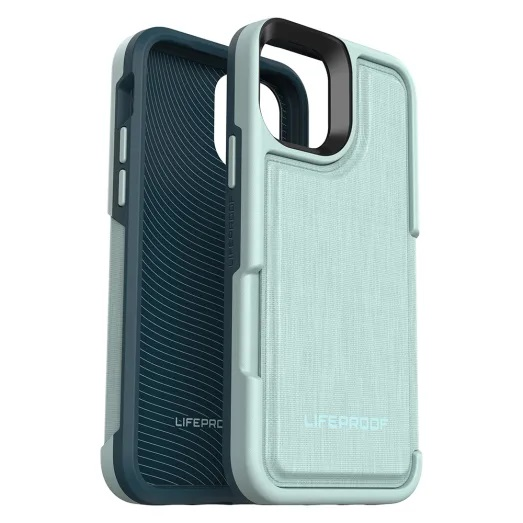 Lifeproof iPhone 11 Pro Max Wallet Case Water Lilly