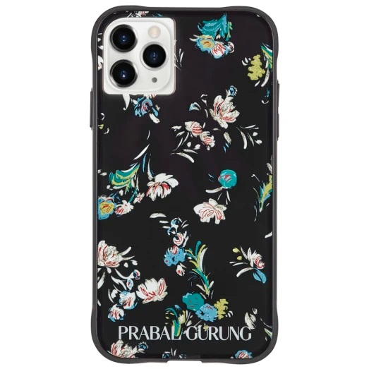 Case-Mate Prabal Gurung Case For iPhone 11 Pro Max Black Floral