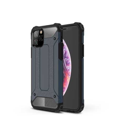 TPU Case For iPhone 11 Pro Navy Blue