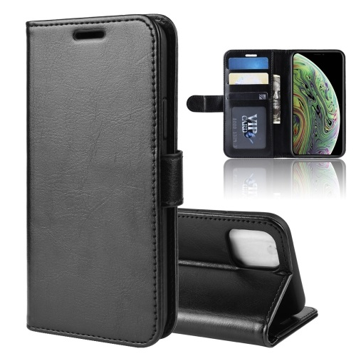 Wallet Case For iPhone 11 Pro Black