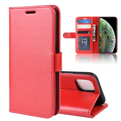 Wallet Case For iPhone 11 Pro Red