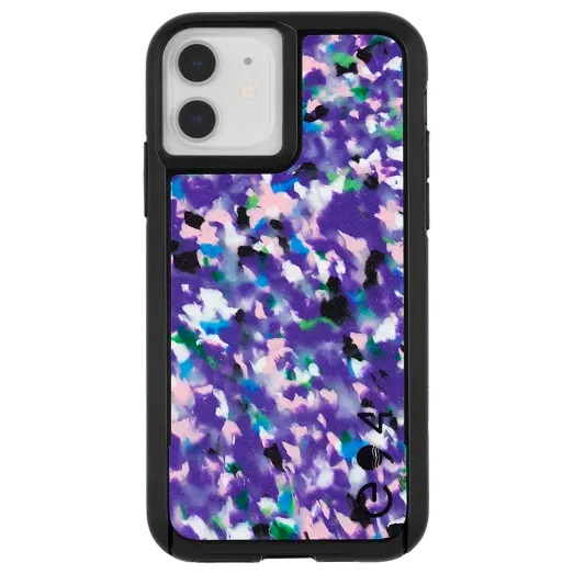 Case-Mate Eco Reworked Case For iPhone 11 and iPhone XR Purple Rain