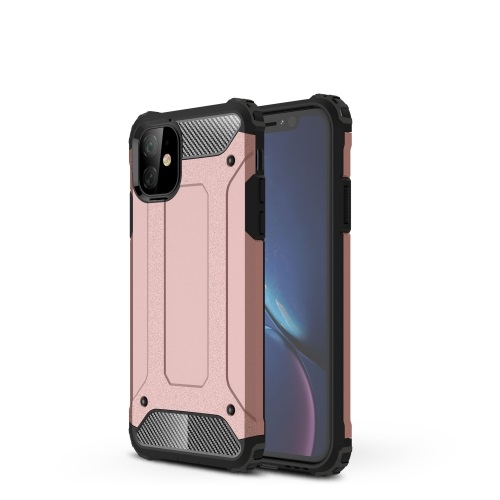 TPU Case For iPhone 11 Rose Gold