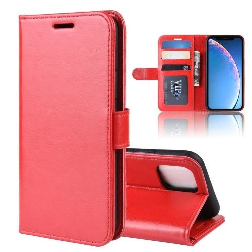 Wallet Case For iPhone 11 Red