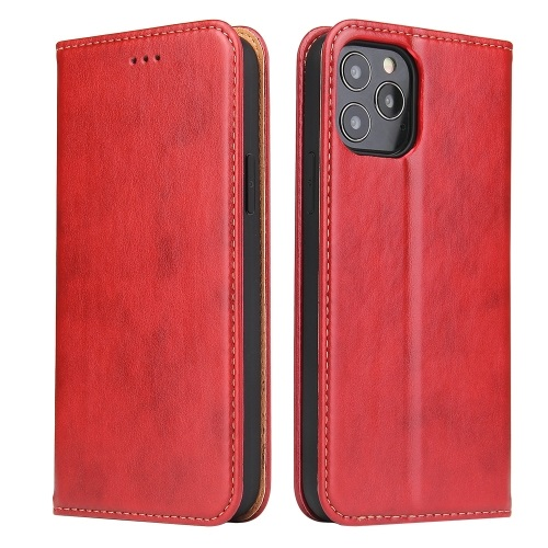 iPhone 12 Mini Wallet Case Red