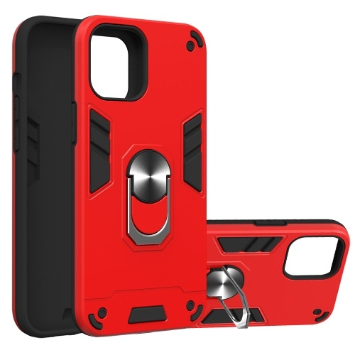 Tough Case For iPhone 12 Pro Max Red
