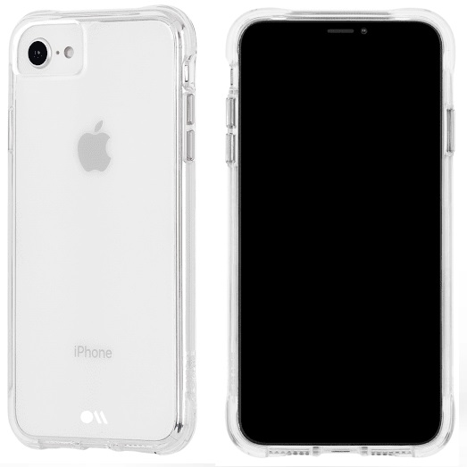 Case-Mate Tough Clear Case For iPhone SE 2020\8\7\6s\6