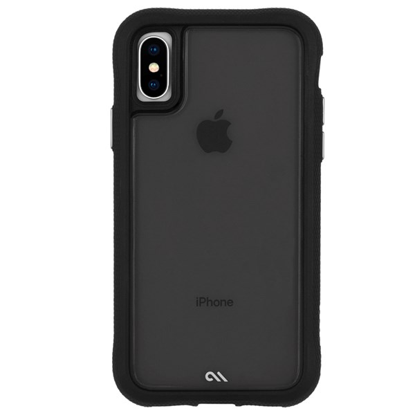 Case-Mate Translucent Protection Case suits iPhone X And Xs Black