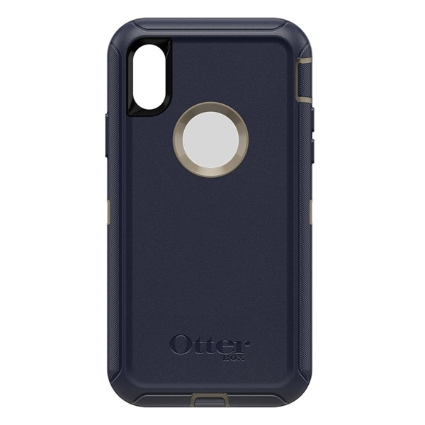 OtterBox Defender Case suits iPhone X And XS Dark Lake