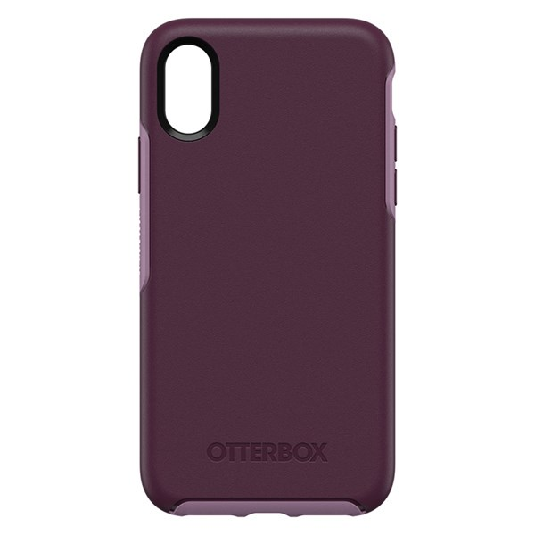 OtterBox Symmetry Case suits iPhone X And XS Tonic Voilet