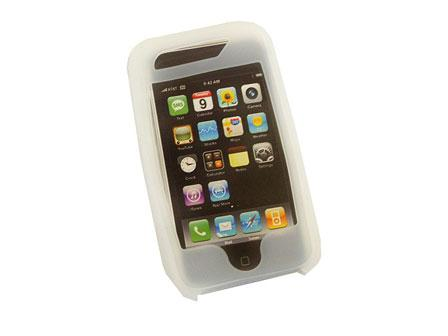 Apple iPhone 3GS Silicon Case White