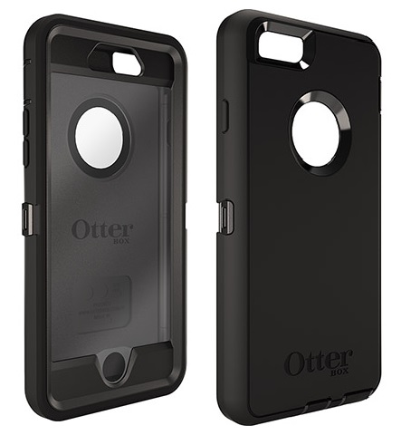 iPhone 6 And iPhone 6S OtterBox Defender Case Black