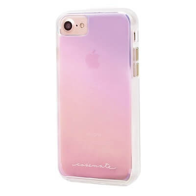 Case-Mate Naked Tough Case suits iPhone 6S Iridescent