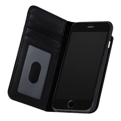 Case-Mate Wallet Folio Case suits iPhone 6S Black