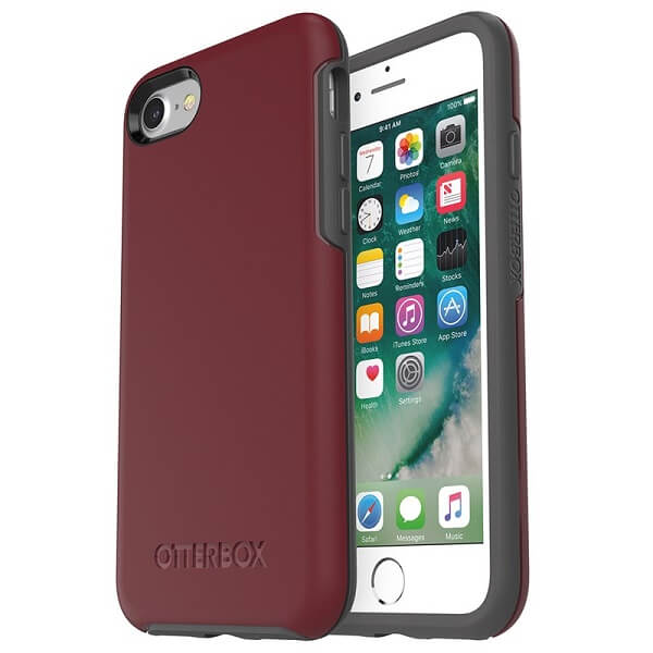 iPhone 8 OtterBox Symmerty Case Glacier