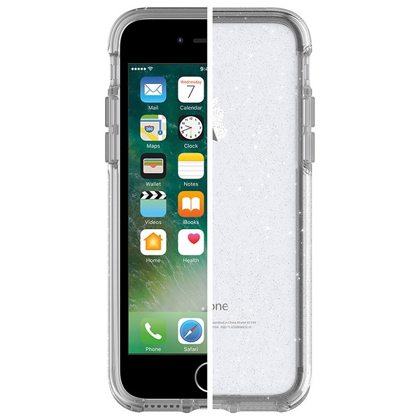 OtterBox Symmetry Clear Case suits iPhone 8 Plus And 7 Plus Star Dust
