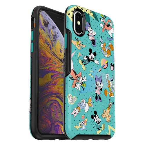OtterBox Symmetry Disney Classic Case For iPhone X And iPhone XS Rad Friends