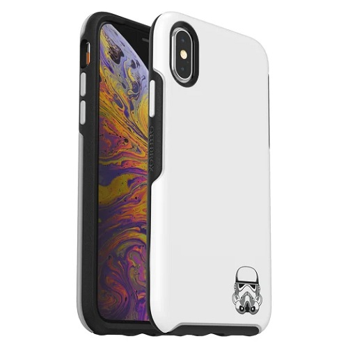 OtterBox Symmetry Star Wars Case For iPhone X And iPhone XS  Stormtrooper