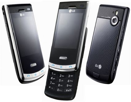 LG KF750 Secret Accessories