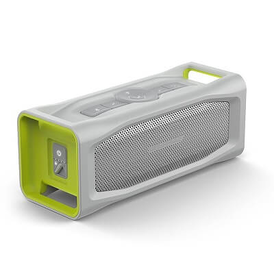 LifeProof Aquaphonics AQ10 Bluetooth Speaker Laguna Clay