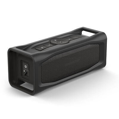 LifeProof Aquaphonics AQ10 Bluetooth Speaker Obsidian Sand