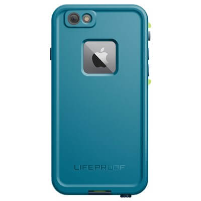 iPhone 6 and iPhone 6S Lifeproof Fre Case Banzai Blue