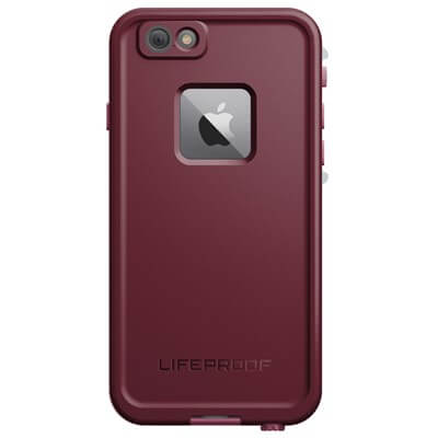 iPhone 6 and iPhone 6S Lifeproof Fre Case Crushed Purple