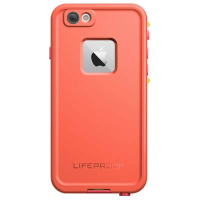 iPhone 6 and iPhone 6S Lifeproof Fre Case Sunset Pink