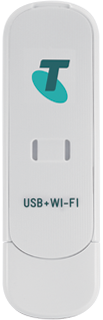 Telstra 3G Prepaid USB + WiFi MF70