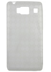Motorola Razr HD XT925 TPU Case Clear